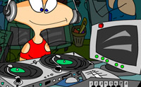Play DJ Mixer game on Perro-Electric.Com
