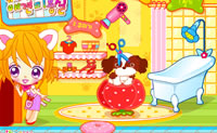 Play Dog Hairdresser on Perro-Electric.Com