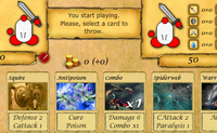 Play Doyu Card Battle game on Perro-Electric.Com
