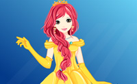 Play Princess Ariel game on Perro-Electric.Com
