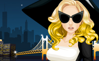 Play Lady Gaga Fashion game on Perro-Electric.Com