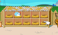 Play Chicken Farm on PerroElectric.Com