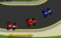 Play F1 Tiny racer game on Perro-Electric.Com