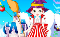 Play Make-up fairytale girl game on Perro-Electric.Com