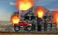 Play Firetruck game on Perro-Electric.Com
