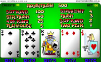 Play Flash Poker on Perro-Electric.Com