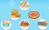 Play Food Memory game on Perro-Electric.Com