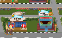 Play FoodCourt on Perro-Electric.Com