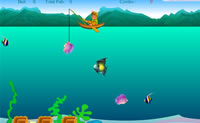 Play Fortune Fishing game on Perro-Electric.Com