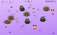 Play Fragile Fauna game on Perro-Electric.Com