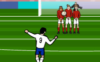 Play Free Kick 1 on Perro-Electric.Com