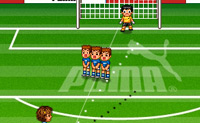 Play Free Kick 4 game on Perro-Electric.Com