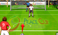 Play Free Kick 7 on Perro-Electric.Com