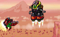Play Battle on Mars on Perro-Electric.Com