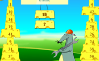 Play Cheese Tower game on Perro-Electric.Com