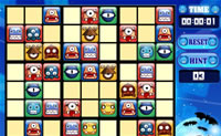 Play Animal Sudoku on Perro-Electric.Com