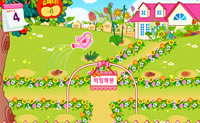 Play Decorate Garden on Perro-Electric.Com
