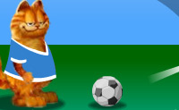 Play Garfield 2 game on Perro-Electric.Com
