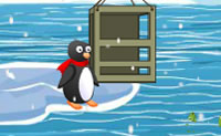 Play Go Go Penguin game on Perro-Electric.Com