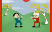 Play Grannie Fu on Perro-Electric.Com