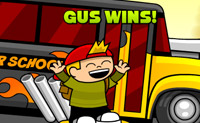 Play Gus vs Bus 2 online on Perro-Electric.Com