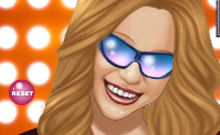 Play Dress up Hannah Montana on Perro-Electric.Com