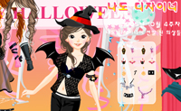 Play Halloween Dress Up 5 game on Perro-Electric.Com