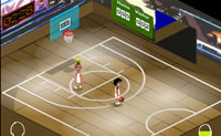 Play Hardcourt Basketbal game on Perro-Electric.Com