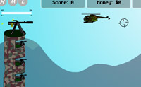 Play Helicopter Invasion game on Perro-Electric.Com