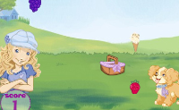 Play Holly Hobbie Pack a Picnic game on Perro-Electric.Com
