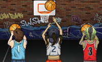 Play Hoops Mania game on Perro-Electric.Com
