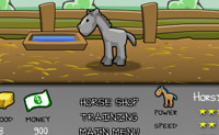 Play Horse Training game on Perro-Electric.Com
