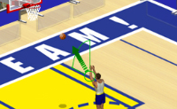 Play HOTSHOT HOOPS game on Perro-Electric.Com