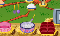 Play Baking Muffins game on Perro-Electric.Com