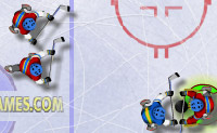 Play Ice Hockey 4 on Perro-Electric.Com
