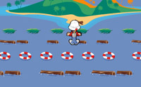 Play Island Jumping on Perro-Electric.Com