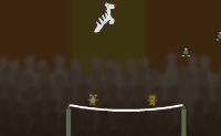 Play James the Circus Zebra game on Perro-Electric.Com