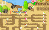 Play Grow Vegetables game on Perro-Electric.Com