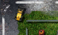 Play Bulldozer Rally game on Perro-Electric.Com