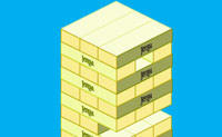 Play Jenga on Perro-Electric.Com