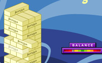 Play Jenga 2 on Perro-Electric.Com