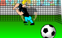 Play Johnny Bravo Football on Perro-Electric.Com