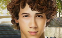Play Dress up Nick Jonas game on Perro-Electric.Com