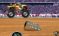 Play Monster Truck 4 on Perro-Electric.Com