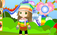 Play Dress up children on Perro-Electric.Com