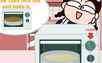 Play Bake a Cake 2 game on Perro-Electric.Com