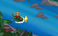 Play River Surfing game on Perro-Electric.Com