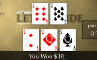 Play Black Jack game on Perro-Electric.Com