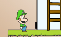 Play Luigi's Day game on Perro-Electric.Com
