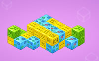 Play Mahjong Cubes game on Perro-Electric.Com